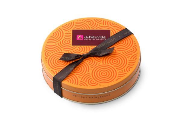 boites deNeuville chocolats