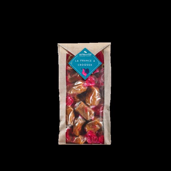 grand sachet caramel beurre salé deNeuville