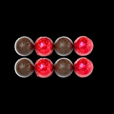 cerise eau de vie chocolat deNeuville