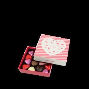 coffret saint Valentin chocolats guimauves deNeuville Cagnes sur mer